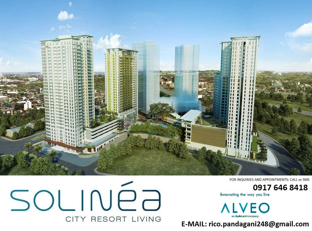 Solinea City Resort Living by Alveo Land - Ayala Land