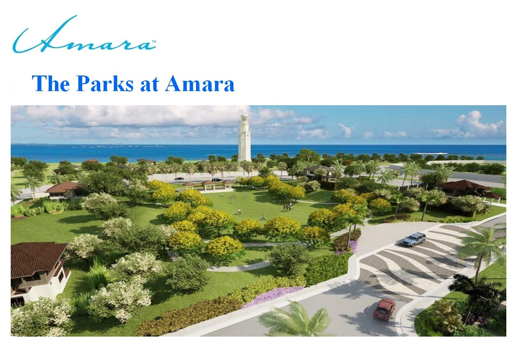 The Parks at Amara - Available Lots For Sale located in Lilo-an, Cebu by Ayala Land Premier